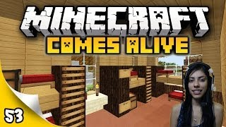 Minecraft Comes Alive - Ep 52 - New Homes for Everyone!