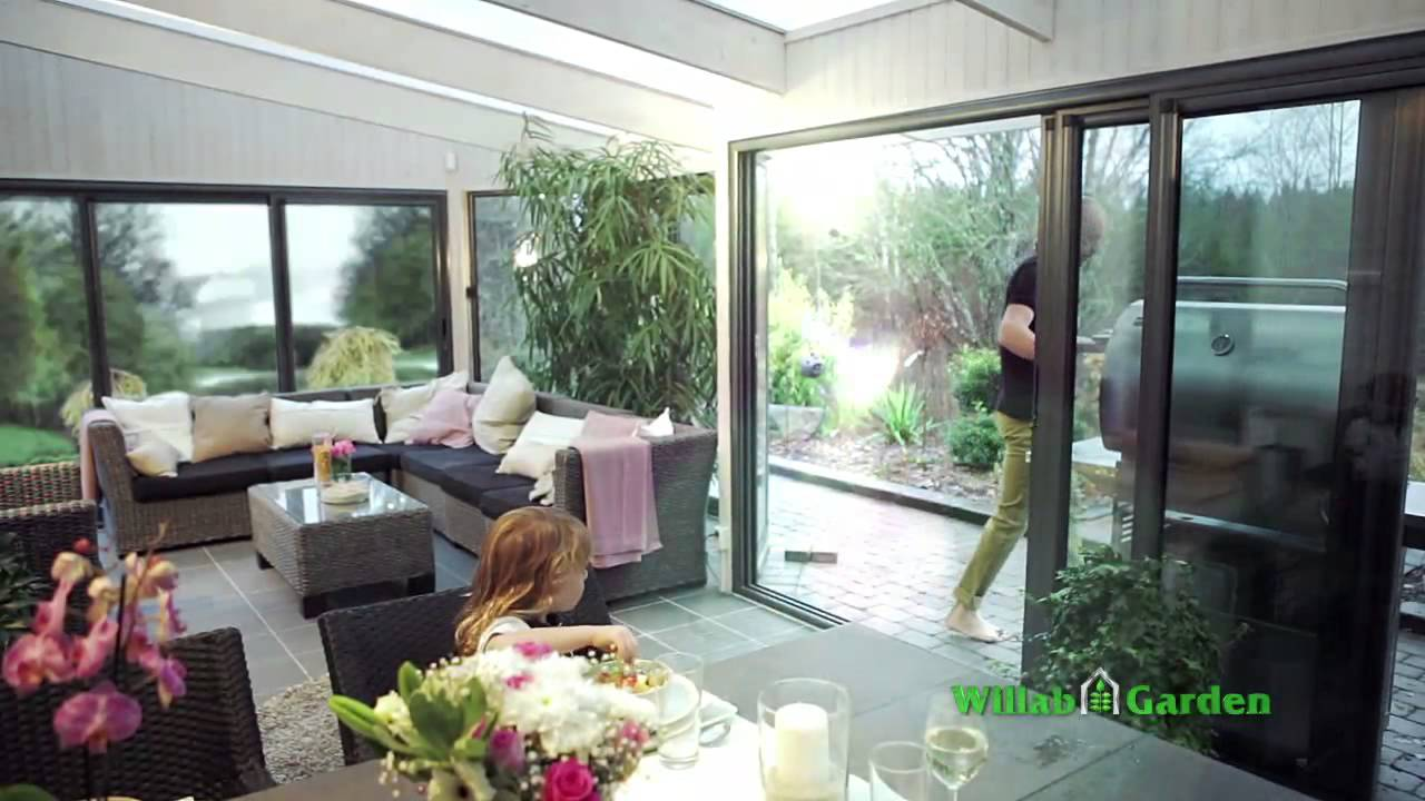 villa garden uterum