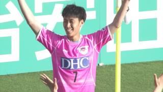 2017年5月7日(日)に行われた明治安田生命J1リーグ 第10節 鳥栖vs横...