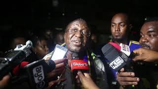 Alichokiahidi Waziri Mwakyembe Baada ya Ushindi wa Taifa Stars