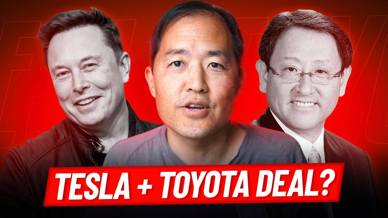 How a Tesla + Toyota Partnership Could Rock the Auto World? (Ep. 286)