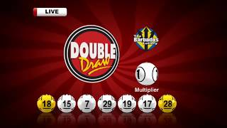 Double Draw #22885 18-09-2018 12:27pm