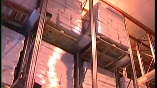 Фронтальные стеллажи(FZM Stocker System ООО «Фрязевский завод металлоконструкций» Фронтальные стеллажи - для хранения паллетизированн..., 2010-07-08T13:26:06.000Z)