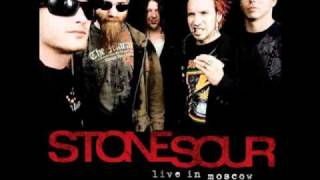 Sillyworld-Stone Sour w/ LYRICS :D