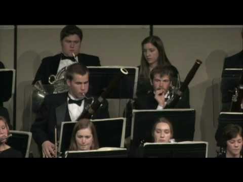 Mahler: Symphony No. 1 - 2nd Movement - Tito Muñoz/St. Olaf Orchestra