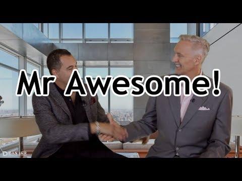 Dan Lier Interviews Mr. Awesome - Erik Swanson