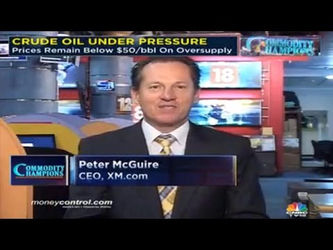 XM.COM - Peter McGuire CNBC Bajar - 17/03/2017