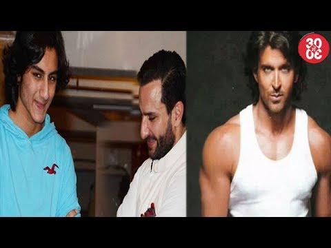Saif Ali Khan On Son Ibrahims Ad Film Debut | Hrithik To Play A Kabbadi Player