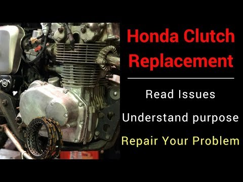 Motorcycle Clutch Replacement: The What, Why, and How