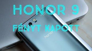 Honor 9 bemutató