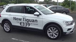 CMG VW BALLINA - 161D43431 VW Tiguan 2.0TDI Highline 150BHP