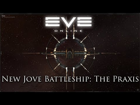 Eve Online: New Jove Battleship: The Praxis | EVE XV Anniversary
