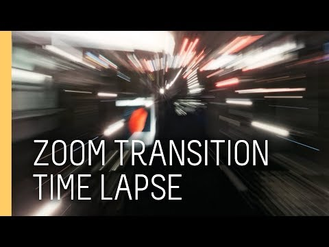 Tutorial: How To Create A Zoom Timelapse Transition In After Effects Like Sam Kolder
