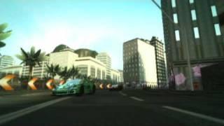 Need for Speed NITRO - Rio De Janeiro