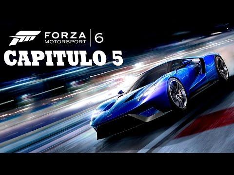 Forza Motorsport 6 I Capítulo 5 I Lets Play I Español I XboxOne I 1080p60