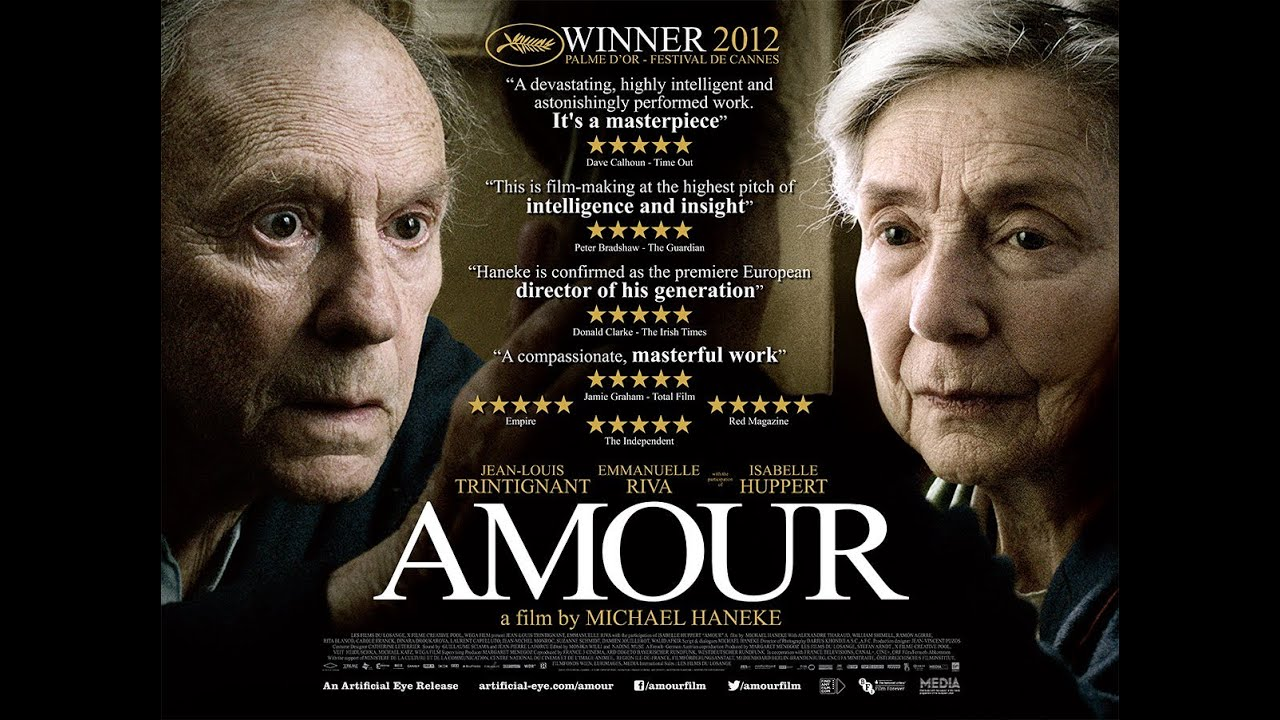 Amour, a film by Michael Haneke, in cinemas nationwide now - YouTube