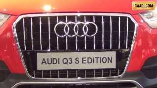 audi q3 s launch in india turbo 54