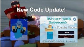 Roblox   Turmschlachten (Simulator)   Twitter Tower Code!
