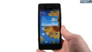 Huawei Ascend G615 im Test-Video