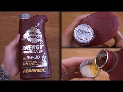 Mannol Energy Formula JP 5W30 original engine oil show
