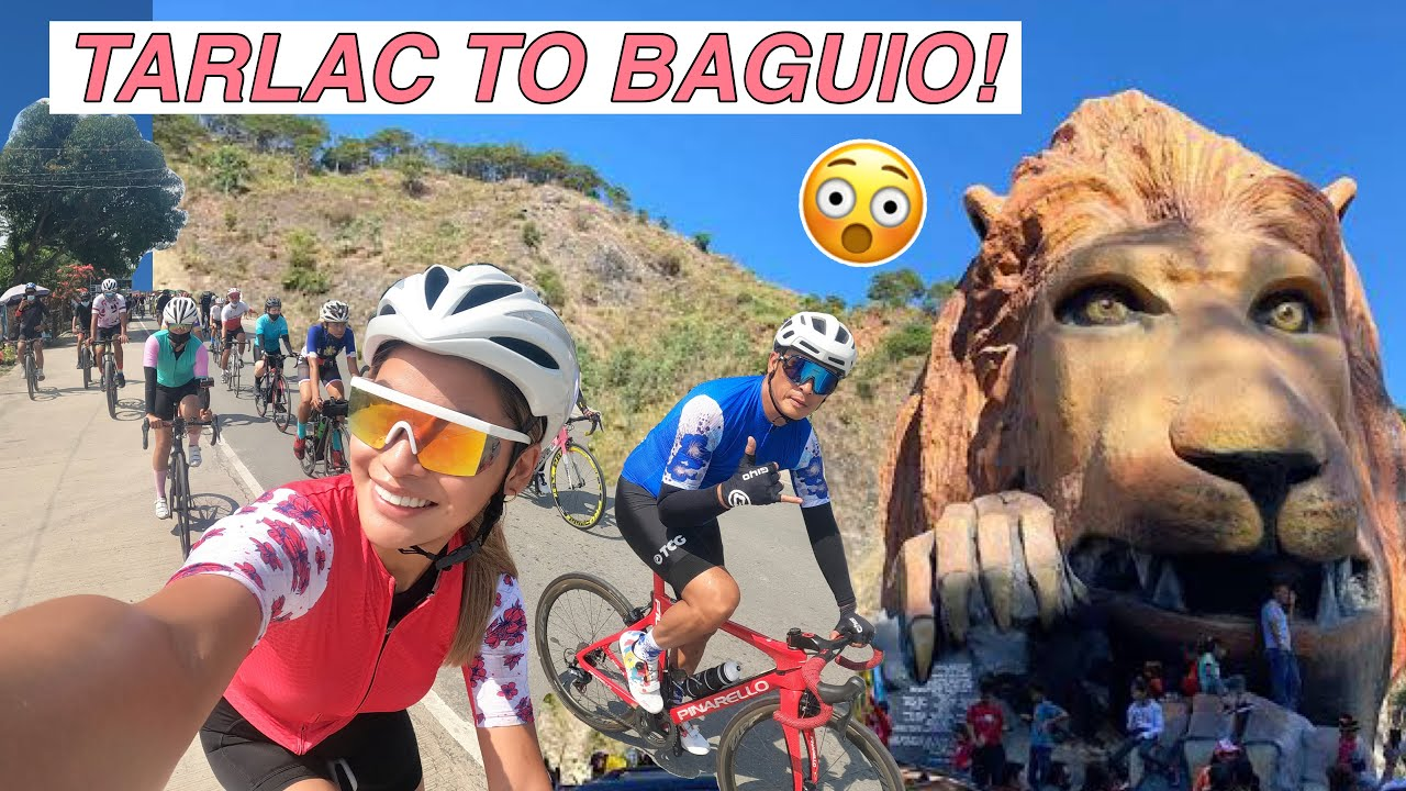 TARLAC TO BAGUIO EPIC RIDE?! by Aira Lopez