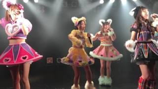 2017.1.28 横浜ベイホール わーすたランド わ-4 1部 アヴァンタイトルム...