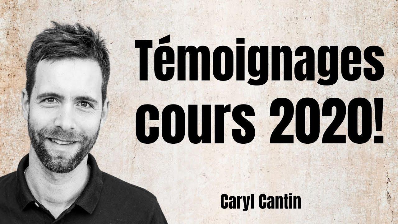 Témoignages Cours de Médiumnité 2020!
