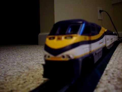 West Coast Express video highlight