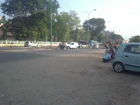 Indore AB road.MP4