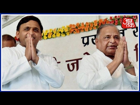 Khabardaar: No Rift In Samajwadi Party, Akhilesh Will Become CM Again, Says Mulayam Singh Yadav