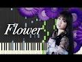 Flower - Taiyou to Himawari [piano]