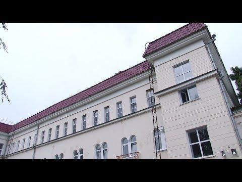В детской больнице Ессентуков закончили ремонт