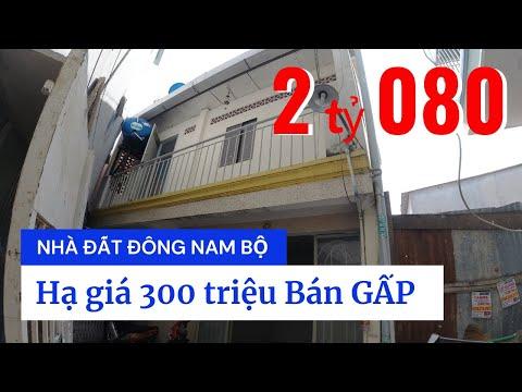 Video nhà bán Quận 8 dưới 3 tỷ, sổ hồng riêng, hẻm 225 Tạ Quang Bửu P3 Q8, gần chợ Rạch Ông