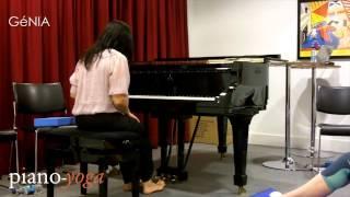 Piano-Yoga® 30 Second Tips No. 1