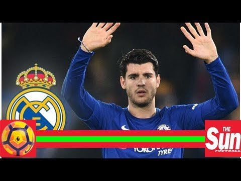 Chelsea striker Alvaro Morata hints he could never turn down return to Real Madrid in future