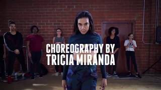 "Nat Bat- Stefflon Don ""16 shots"" -Tricia Miranda Choreography"