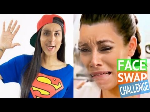 FACE SWAP CHALLENGE!!!