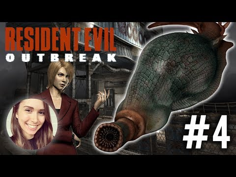 [ Resident Evil Outbreak: File #1 ] The Hive - Part 4