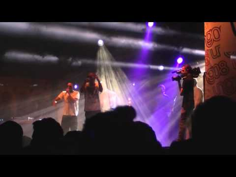 CHOOTI LIVE @ UNG08 FESTIVAL 2011 FEAT. ÄNGLALIK & MONARKEN