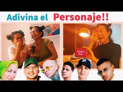 Crees que mi amiga Americana adivine los Reggaetoneros?? Gente de Zona | El Chulo| Jacob | Chocolate
