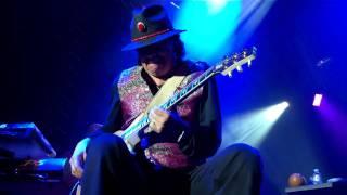 Carlos Santana Guitar Jam