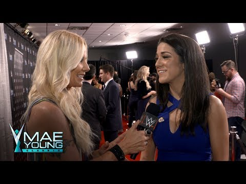 Which Mae Young Classic competitor does Bayley want to see in WWE?: Exclusive, Sept. 12, 2017