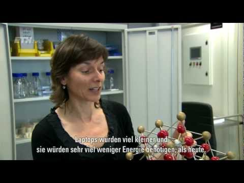Nicola Spaldin, Professor of Materials Theory at ETH Zurich
