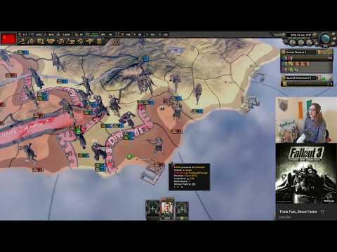 (ep 3) HOI IV USSR La Resistance spy+tank meta forging [gone G R I M E Y ] |