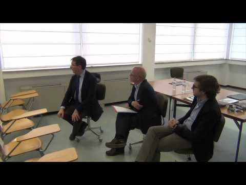 Encuentro con Gerard Mortier (1ª parte)
