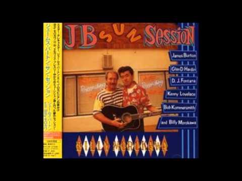 James Burton and Billy Morokawa - Sun Session Album
