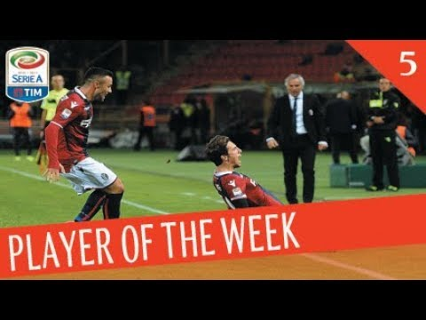 PLAYER OF THE WEEK - Giornata 5 - Serie A TIM 2017/18