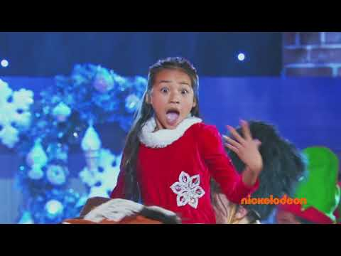 Alyssa Performs 'Underneath the Tree'🎄 by Kelly Clarkson ¦ Lip Sync Battle Shorties Holiday Special