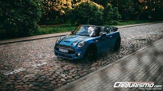 MINI Cooper S Cabrio test PL Pertyn Ględzi