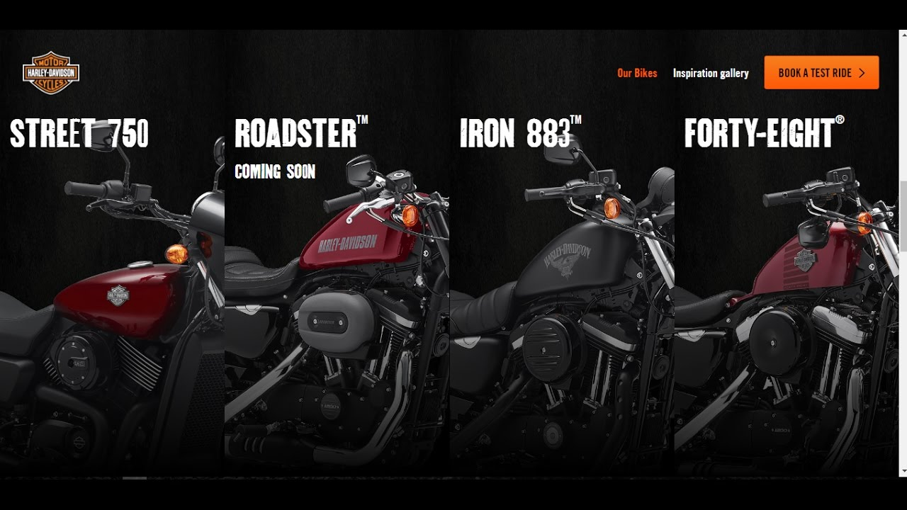Harley Davidson STREET 750,Forty Eight,Roadster,Iron 883 ...